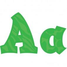 "Sassy Animal Emerald 5 """