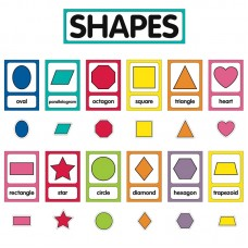 Just Teach Shape Cards Mini