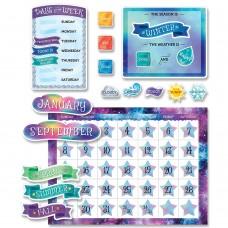 Bulletin Board Mystical Magical Calendar