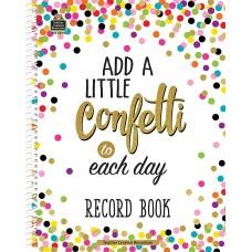 Record Book Confeti