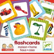 Flash Cards Casa
