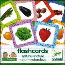 Flash Cards Naturaleza