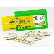 Domino Animales de la Selva